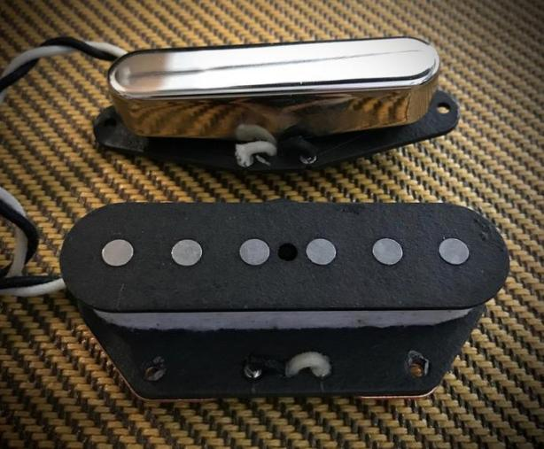 Best Tele Pickups - 1952 Model